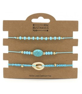 musthaves Bracelet Set 3pcs
