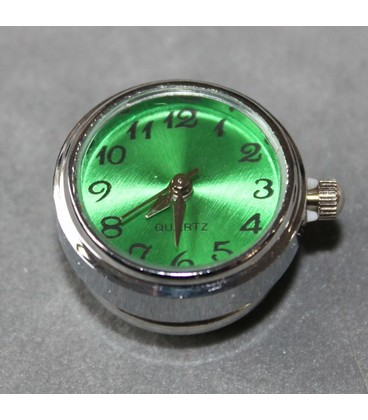 click-klokje groen