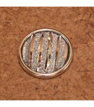 miniclick streep_zilver