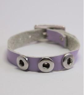 mini click gesp band  lila