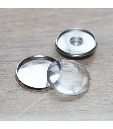 1 set 18 mm click plat