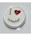Charm I love Volleybal