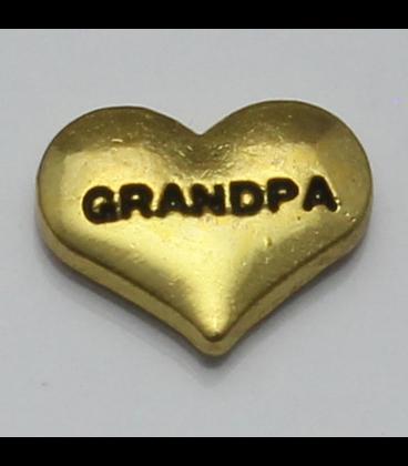 Charm Grandps (goud)