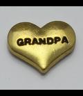Charm Grandpa (goud)