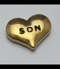 Charm Son (goud)
