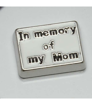 Charm In memory of my Mom