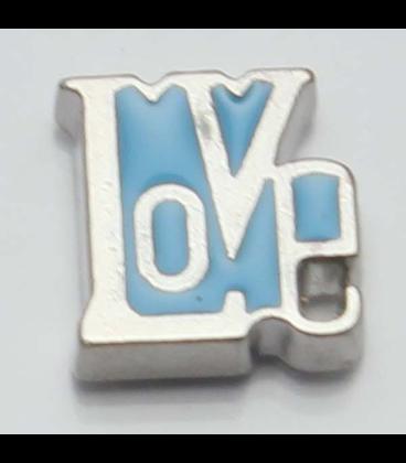 Charm Love Blauw