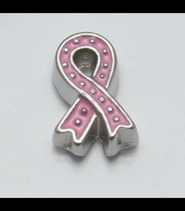 Charm Pink Ribbon