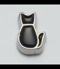 Charm Kat Zwart