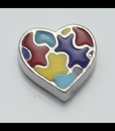 Charm Hart Puzzel (autisme)