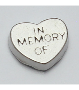 Charm In Memory Of