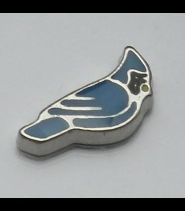 Charm Blauwe papagaai