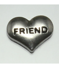 Charm hart Friend