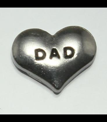 Charm hart Dad