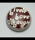 Charm Live Love Laugh