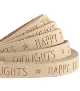 band HAPPY .. ALMOND BEIGE BROWN