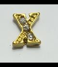 Charm Goud X