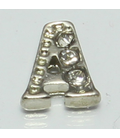 Charm zilver A