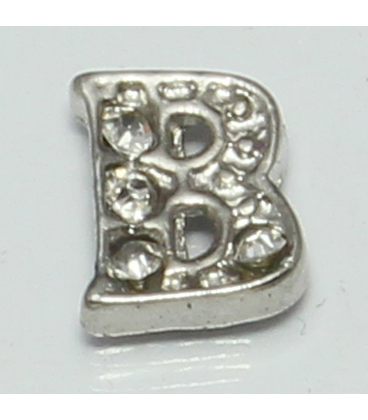 Charm zilver B