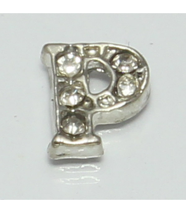 Charm zilver P