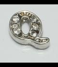 Charm zilver Q