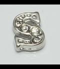 Charm zilver S