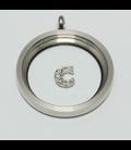 Charm zilver C