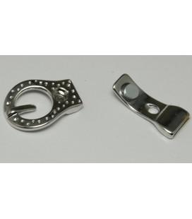 magnetische sluiting  gat 36x3mm