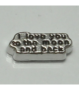 Charm love you to the moon and back