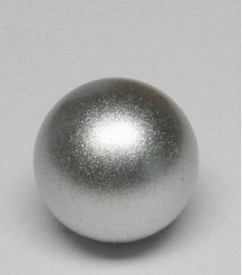 klankbal voor angelcallers zilver