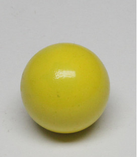 klankbal voor angelcallers geel