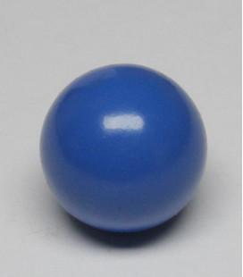 klankbal voor angelcallers Blauw