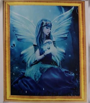diamond painting rond 20x30cm