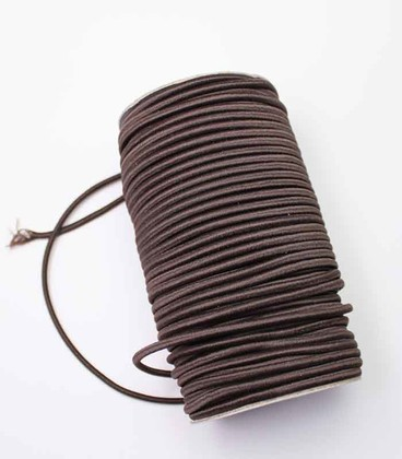 elastiek rond bruin