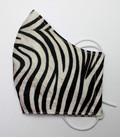 katoenen mondkapje Zebra