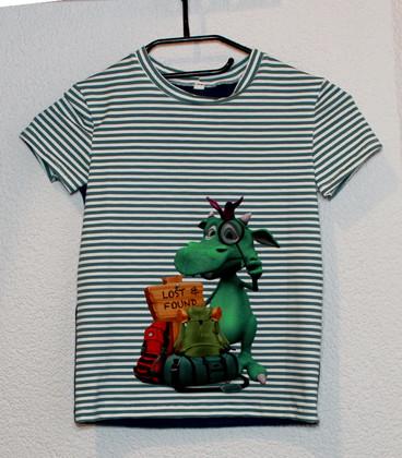 shirt korte mouwen Lost&Found