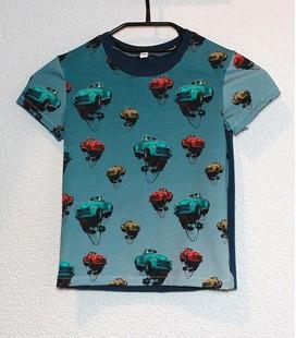 Shirt korte mouwen Auto's