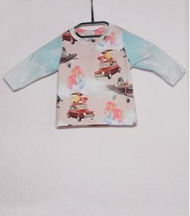 baby shirt 'Vliegen'
