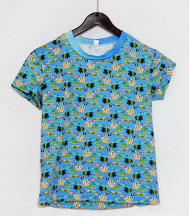 Shirt korte mouwen Vissen