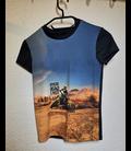 DEMO shirt korte mouwen