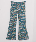 Flaired Broek 'Poes' met verstelbare taille band
