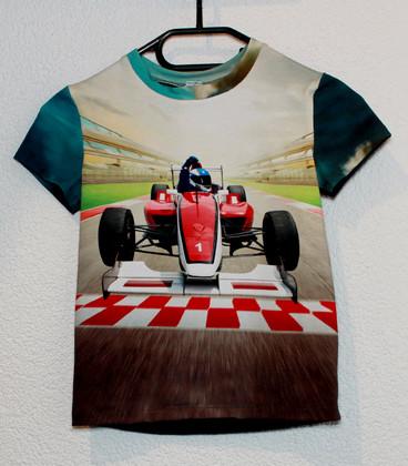 shirt korte mouwen Formule1