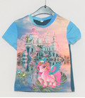 Shirt korte mouwen Unicorn