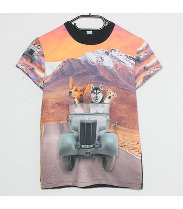 shirt korte mouwen Motorcross