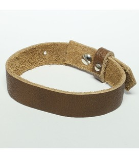 cuoio schuiver 20mm v 15mm band]