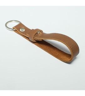 sleutelhanger v cuoio schuivers 20mm