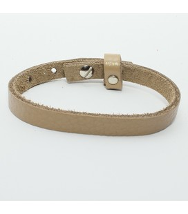 DQ cuoio armband 8mm