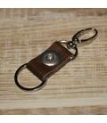 sleutelhanger bruin