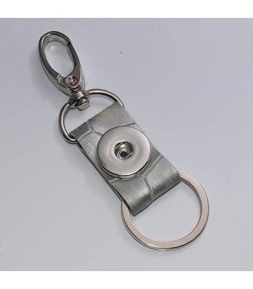 sleutel en tas  hanger zilver