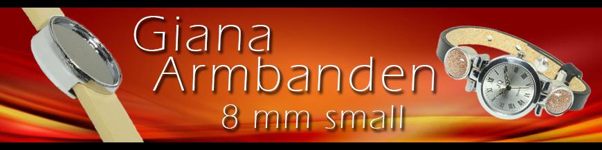 Giana banden 8mm